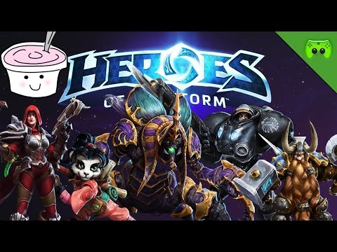 HEROES OF THE STORM # 12 - Raynors Raiders «» Let's Play HotS | Full HD