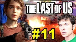 MOLOTOV SAVED ME!  - The Last of Us