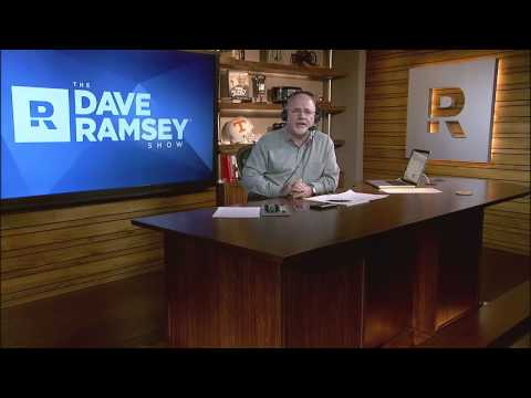 Dave Ramsey - Wealth inequality is FAIR