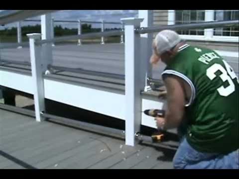 Cable Railing How To Instructional Video