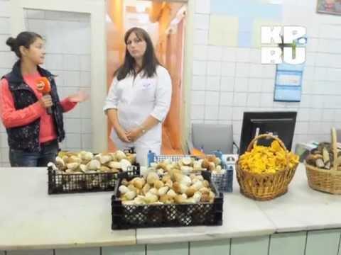 Где покупать грибы, чтобы не отравиться?