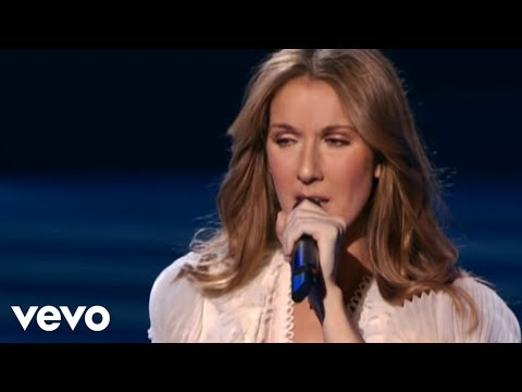 """Céline Dion - I Drove All Night (from the 2007 DVD """"Live In Las Vegas - A New Day..."""")"""