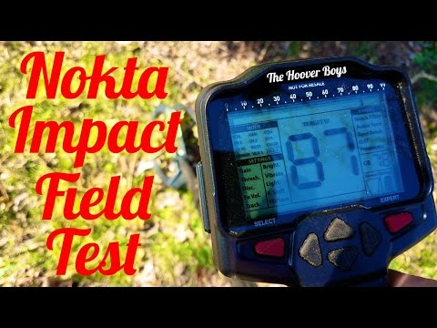 Nokta Impact Field Test Results & Review - Deep Coins in Iron - IMPRESSIVE!!