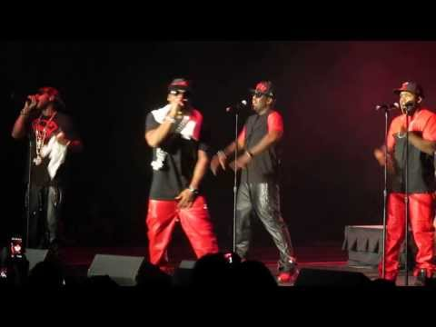 "Jagged Edge: ""Gotta Be"" Live In Stockton, CA 11.9.13"