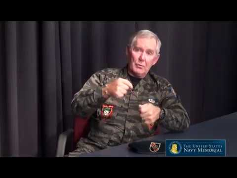 USNM Interview of Chet Zaborowski  Part Four Serving as a Medic