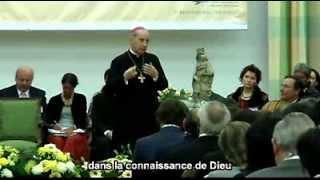 Video : le prélat de l'Opus Dei parle de la famille