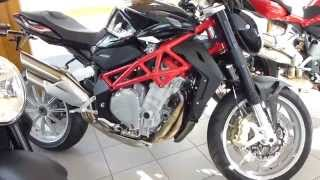 9. 2015 MV Agusta 1090 Brutale R 158 Hp 263 Km/h 164 mph * see also Playlist