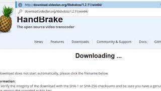 Shows you how to install Handbrake and the DLL file (libdvdcss-2.dll) that allows handbrake to read protected DVD'sDownload Handbrake from herehttps://handbrake.fr/How to Find out if your running a 32bit or 64bit System:https://youtu.be/hT22CgaIYLsDownload this file if your running a 64bit System to bypass copy protectionhttps://download.videolan.org/libdvdcss/1.2.11/win64/Download this file if your running a 32bit System to bypass copy protectionhttps://download.videolan.org/libdvdcss/1.2.11/win32/
