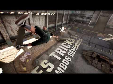 Trailer d'annonce de Tony Hawk's Pro Skater 1+2