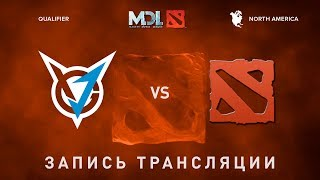 VGJ Storm vs Blue Pickachu, MDL NA, game 1 [Lum1Sit, Lex]