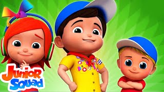 Video Best Nursery Rhymes Collection | Songs For Children By Junior Squad | Kids Rhyme MP3, 3GP, MP4, WEBM, AVI, FLV Januari 2019