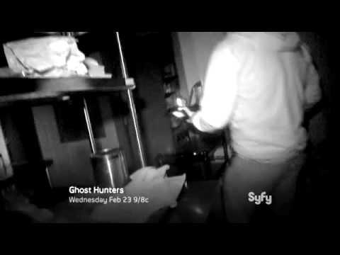 Ghost Hunters --