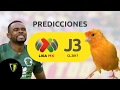 Predicciones Jornada 3 - Videos de Los partidos del Club America