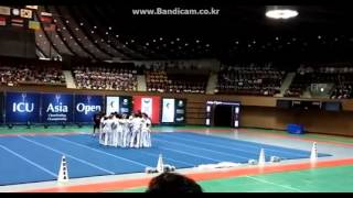 2013 9 15 Asia Open Cheerleading Comptition