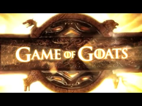Game Of Goats Game of Thrones Goat Version