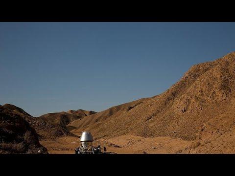 Άνοιξε βάση προσομοίωσης του Άρη! – ΒΙΝΤΕΟ ΚΑΙ ΦΩΤΟ
