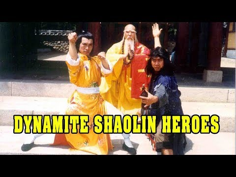 Wu Tang Collection: Dynamite Shaolin Heroes