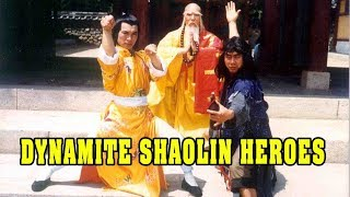 Video Wu Tang Collection: Dynamite Shaolin Heroes MP3, 3GP, MP4, WEBM, AVI, FLV September 2018