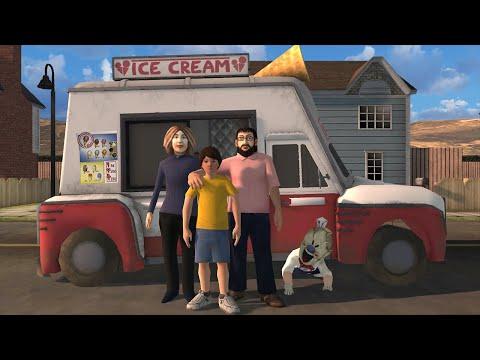 Ice Scream 3  -The Beginning (Final Trailer)  Ice Scream 3 funny animation
