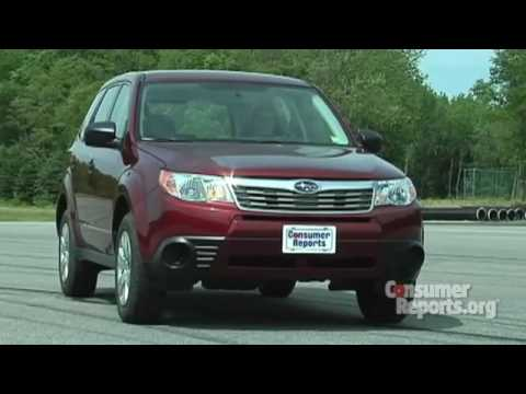 2009-2013 Subaru Forester Review | Consumer Reports