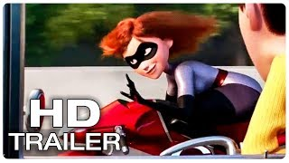 Video Incredibles 2 Trailer 2 Extended (2018) Superhero Movie HD MP3, 3GP, MP4, WEBM, AVI, FLV Februari 2018