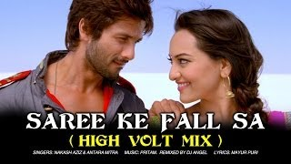 Saree Ke Fall Sa (High Volt Mix by DJ Angel) | R...Rajkumar