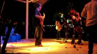 Robert Band Live in Samui Thailand -Highway star cover