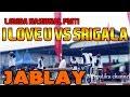 Download Lagu JABLAY I LOVE U VS SERIGALA - LOMBA NASIONAL PMTI 2017 KERADENAN Mp3 Free