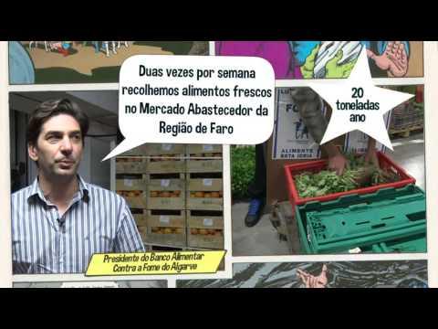 """""""DON'T WASTE OUR FUTURE!"""" video realized by Associação InLoco"""