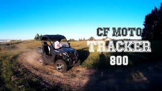 5. CF MOTO Tracker UForce 800
