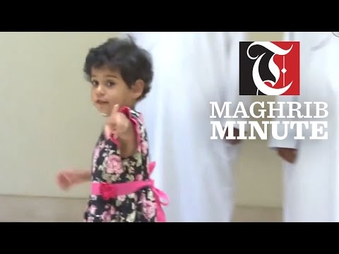The public eagerly await the chance to foster abandoned girl in Oman.