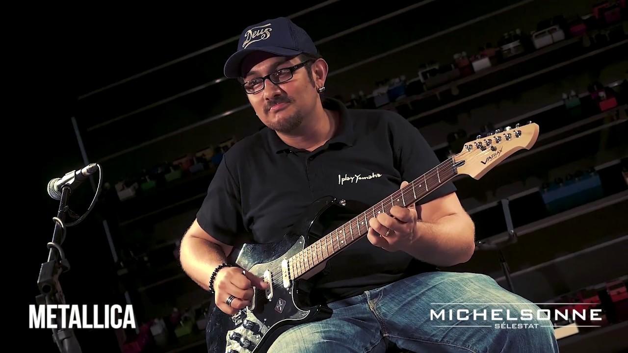 Line 6 Helix | Démonstration des presets Guitar Legend par Ludovic Briand
