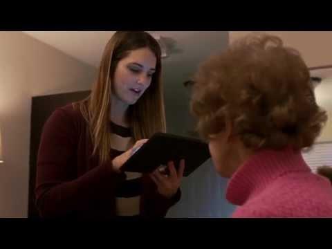 Aegis Living and Microsoft partner to provide better care for senior residents.