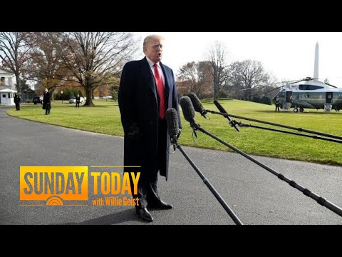 President Donald Trump Impeachment Inquiry Is 'Inevitable,' Chuck Todd Says | Sunday TODAY