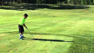 Big Rapids (MI) United States  city pictures gallery : Golfing at Katke Golf Course at Ferris State University Big Rapids, MI part 1