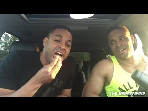 Arby's Loaded Italian Sandwich Food Review @Hodgetwins