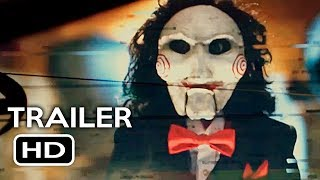 Nonton Jigsaw Official Trailer #1 (2017) Saw 8 Horror Movie HD Film Subtitle Indonesia Streaming Movie Download