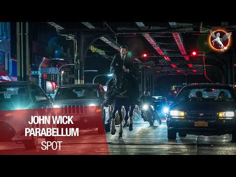 JOHN WICK PARABELLUM - Tic. Tac, Keanu Reeves VF