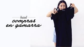Haul: Compras en Gamarra