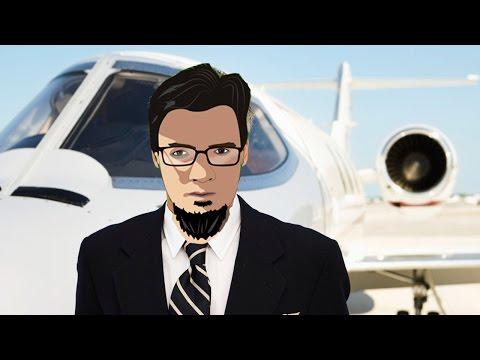 UÇAĞI DÜŞÜREN PİLOTUN HİKAYESİ! - Flight Simulator X #2