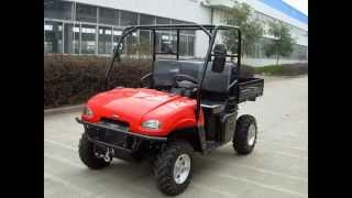 7. Farm Boss 1000cc diesel UTV, DAIHATSU, 4x4