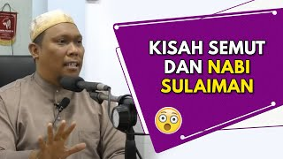Video Ustaz Auni Mohamad | Kisah Semut & Nabi Sulaiman a.s MP3, 3GP, MP4, WEBM, AVI, FLV Oktober 2018