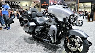 5. 2019 CVO Limited Harley-Davidson All 3 Colors Options & What's New