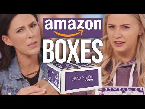 Opening an Amazon Beauty Mystery Box?! Beauty Break