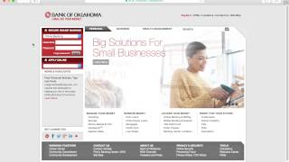 Login - https://www.bankofoklahoma.com/en/Personal/index.pageEnroll - https://www.bankofoklahoma.com/en/Personal/Access-Your-Money/Online_Banking.pageInstructions - http://bank-online.com/bok/bank-of-oklahoma-online-banking-login/Bank of Oklahoma has online banking for convenience. To access, customers must have an account with Bank of Oklahoma and enroll in online banking.How to LoginNavigate to the Bank of Oklahoma's Homepage and enter the username and password for the account holder.Online Banking LoginForgot Password – Users can click the forgot password text and enter their Mother's Maiden Name (or their secret word) and their account username.Forgot Username – If a user can't remember their username or successfully login to their account, they can use the 24-Hour Express Bank to gain access or call the bank:Monday to Friday: 6 A.M. to 10 P.M.Saturday: 7 A.M. to 7 P.M.Sunday: 10 A.M. to 7 P.M.Tulsa: (918) 588-6010Oklahoma City: (405) 272-2548All Other Areas (800) 234-6181Mobile SiteThis Site (https://m.bankofoklahoma.com/) takes you to the mobile version of Bank of Oklahoma's website. The user simply enters their login information to access their account.Enroll in Online BankingStep 1 – Customers can enroll in online banking using This Link and click the red Enroll Now button scrolling down on the page.Step 2 – Enter the following information to begin enrollment:Account NumberCheck/ATM Card NumberPIN Number to Check/ATM CardSocial Security NumberEmail Address***Small businesses must use This Link (https://www.bankofoklahoma.com/en/Business/Online_Services/cm_online_banking_billpay.page) to enroll in online banking and complete the application.