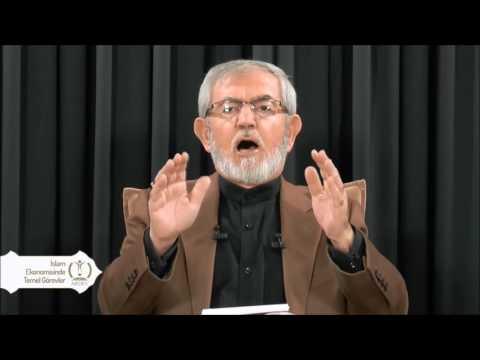 İslam Ekonomisine Göre Tüm Servet Allah'a Aittir
