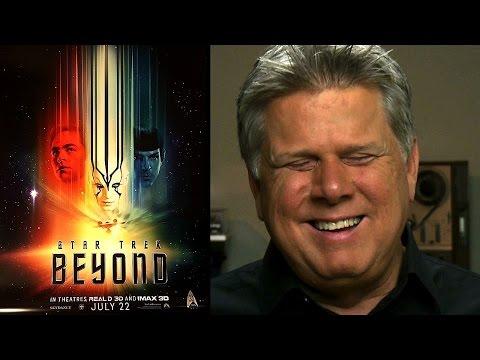 The Blind Film Critic Reviews Star Trek Beyond