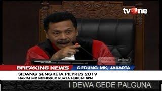 Video Hakim MK Menegur Kuasa Hukum BPN Karena Mengintervensi Ahli dari KPU MP3, 3GP, MP4, WEBM, AVI, FLV Juni 2019