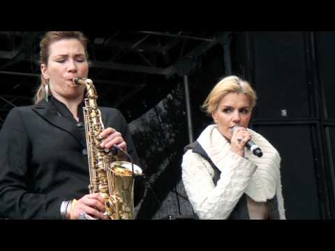 Lex Empress+Susanne Alt  @ Jazz At The Lake