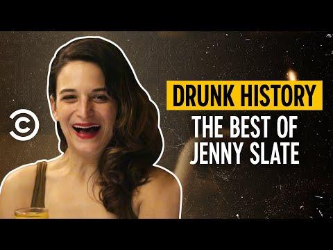 The Best of Jenny Slate -  Drunk History